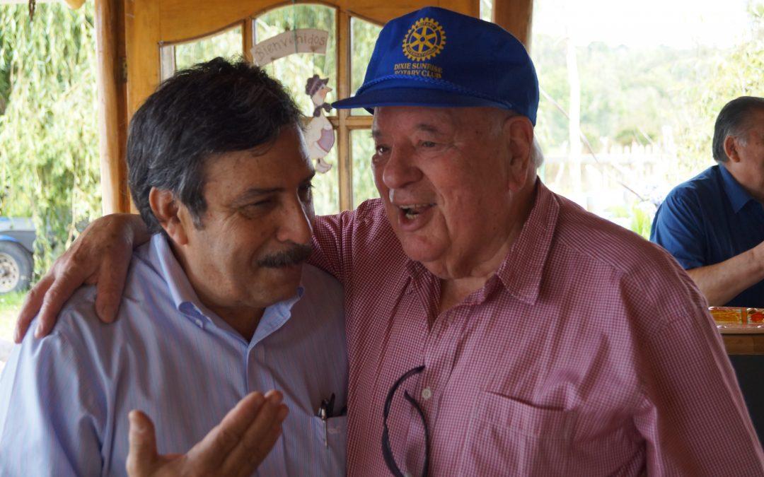 Adios querido amigo Oscar Vidal