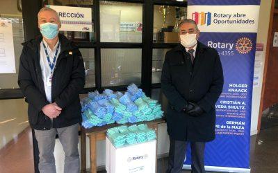 Donación a Departamento de Salud Municipal