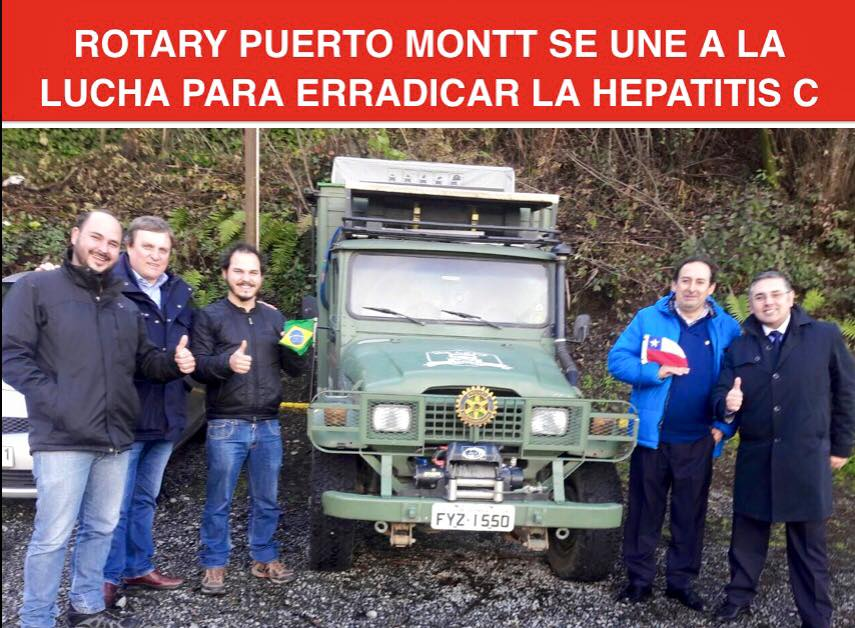Nos unimos a la lucha contra la Hepatitis C